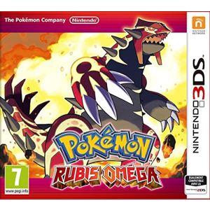 Pokémon Rubis Omega [3DS]