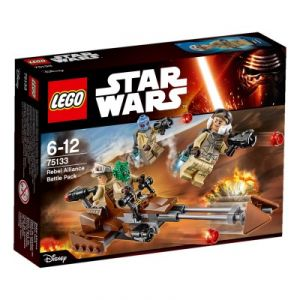 Lego 75133 - Star Wars : Pack de combat de l'Alliance Rebelle