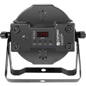 Cameo CLPFLAT1TRI3WIR Projecteur LED avec boîtier 7 x 3 W Noir