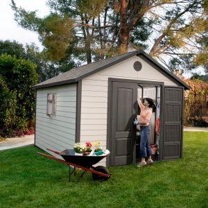 Lifetime Abri de jardin résine Brighton 6433, 9.24 m² Ep.23 mm