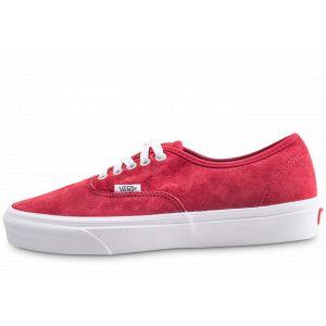 Vans Authentic Rouge Femme Baskets/Skate Femme