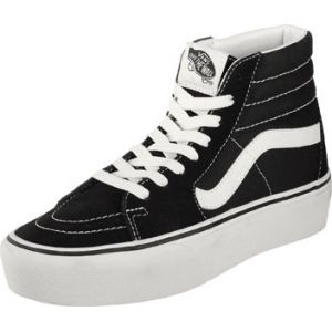 Vans Chaussures En Daim Sk8-hi Platform 2.0 (black) Femme Noir, Taille 39