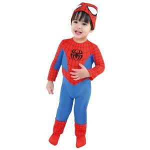 Déguisement Spiderman combinaison (2-3 ans)