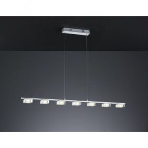 Trio Brooklyn - Suspension LED 7 ampoules
