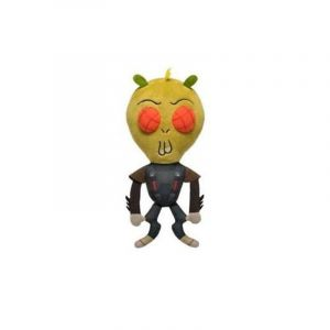 Funko Peluche Rick & Morty - Krombobpulous Michael Galactic