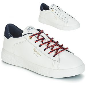 Pepe Jeans Baskets basses ROXY PREMIUM blanc - Taille 36,37,38,39,41