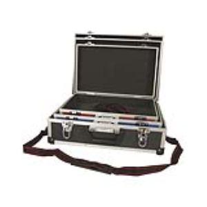 Perel 1820-3 - Jeu de 3 valises de rangement