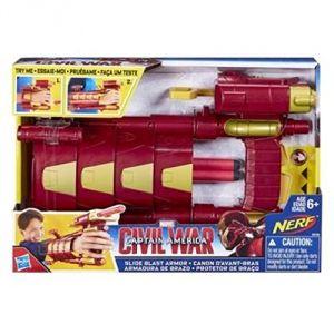 Hasbro Nerf Avengers Armure mécanique Iron Man