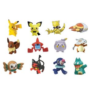 Tomy Pokémon Multi Pack Figurines XL
