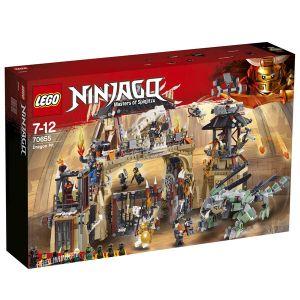 Lego 70655 - Ninjago : La tanière du dragon