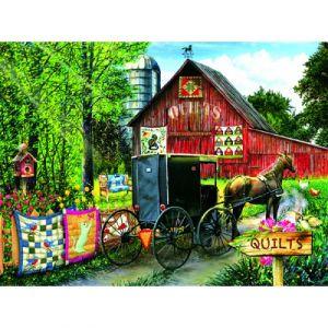 Sunsout Tom Wood - Amish Quilt Sale