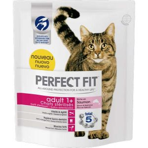 Perfect fit Adult 1+ chats stérilisés 1,4 kg