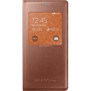 Samsung EF-CG800BF - Étui à rabat pour Galaxy S5 mini