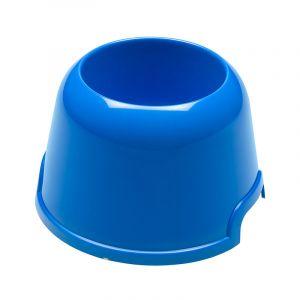 Ferplast PARTY 14 - 0, 5 L Gamelle en plastique pour chiens à longues oreilles - 2 couleurs. Variante 14 - Mesures: Ø 19 x h 12 cm - 0,5 L - Bleu