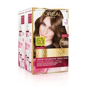 L'Oréal Excellence Crème 5 Châtain Clair