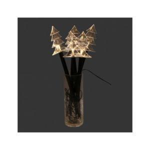 Codico Pic lumineux solaire 5 LED Sapin (30 cm)