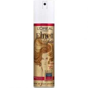 L'Oréal Laque Elnett Satin Cheveux Colorés Laque Cheveux Colorés 150ml