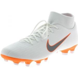 Nike Chaussures de foot Superfly 6 Academy Mg Chaussures de football Homme  Blanc AH736 67502da2f717