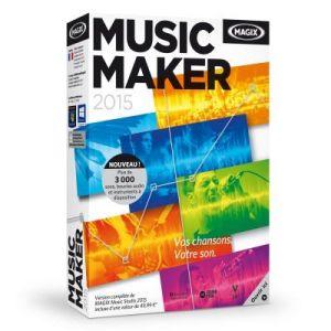 Music Maker 2015 [Windows]