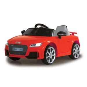 Jamara Véhicule enfant Ride-on Audi TT RS rouge 12 V