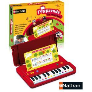Nathan J'apprends la musique