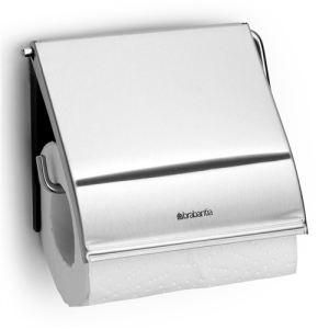 Brabantia 385322 - Porte-rouleau pour papier WC