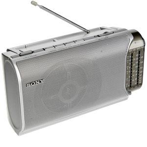 Sony ICF-904L - Radio analogique portable