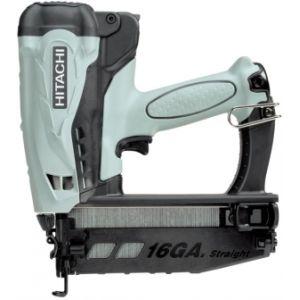 Hitachi NT 65GS - Cloueur de finition bois à gaz 65 mm 3.6V