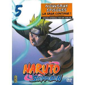 Naruto Shippuden - Volume 5