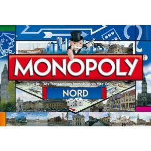 Parker Monopoly Nord