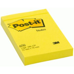 Post-It 12 Notes repositionnable L'Original 100 feuilles (51x76 mm)