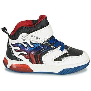 Geox Chaussures enfant J INEK BOY blanc - Taille 24,25,26,27