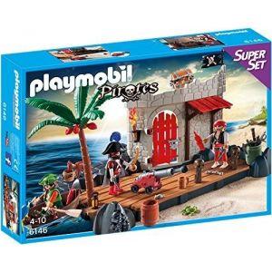 Playmobil 6146 Pirates - SuperSet Forteresse pirates