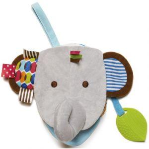 Skip*Hop Livre marionnette Éléphant
