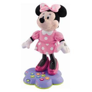 IMC Toys Peluche Minnie raconte des histoires