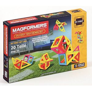 Magformers 274 40 - Tiny Friend (20 Pièces)