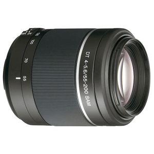 Sony SAL55200-2 - Objectif - 55 mm - 200 mm - f/4.0-5.6 DT SAM