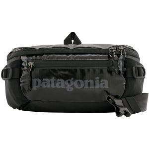 Patagonia Ceinture banane black hole waist pack 5l noir