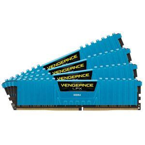 Corsair CMK16GX4M4A2133C13 - Barrettes mémoire Vengeance LPX Series Low Profile 4 x 4 Go DDR4 2133 MHz CL13 DIMM