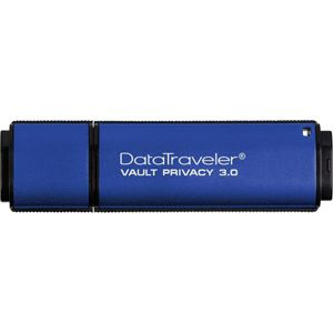 Kingston DTVP30/16GB - Cle USB 3.0 DataTraveler Vault Privacy 16 Go