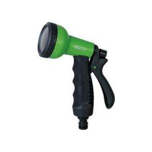 Ribiland PRA/TB.1310 - Pistolet bi-matière plastique pomme d'arrosoire Soft Touch