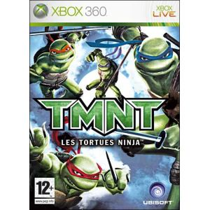 TMNT : Les Tortues Ninja [XBOX360]