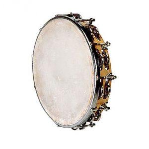 Fuzeau 0590 tambourin peau naturelle 25 cm