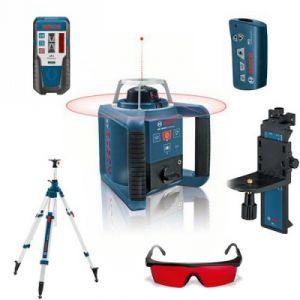 Bosch Professional laser rotatif GRL 300 HV + Trépied BT 300 HD