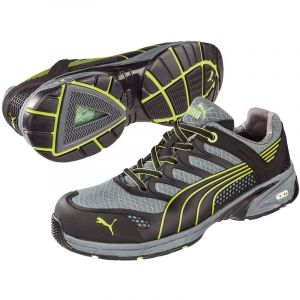 Puma Safety 642520 Chaussures de sécurité Taille noir gris jaune