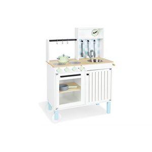 Pinolino Cuisine enfant combinée Alfons, bois blanc