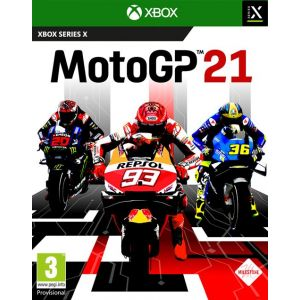 Moto Gp 21 (Xbox Series X) [Xbox Series X|S]