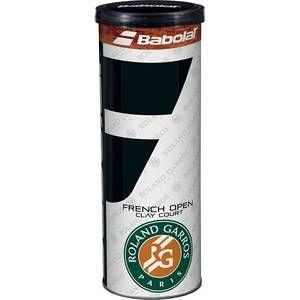 Babolat Ball Rg/fo X3 3 Units