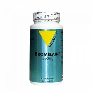 Vit'All + Bromelaïne 500 mg 60 gélules