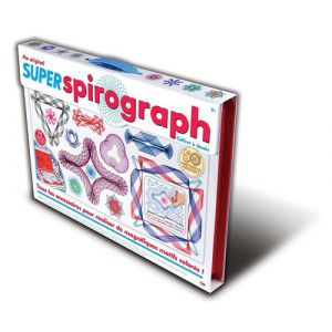 Splash Toys Kit créatif Spirograph Super